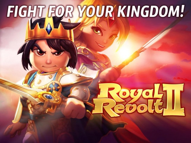 Reign Supreme In The Tower Defense Game Of Thrones That Is Royal Revolt 2