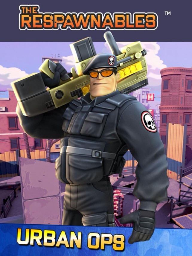 Ten-Hut! Respawnables Gains New Eastside District Map, New Urban Ops Bundle And More