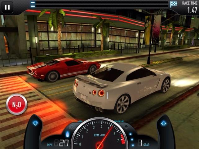 CSR Racing - долгожданный драг рейсинг для смартфонов и планшетов Android с