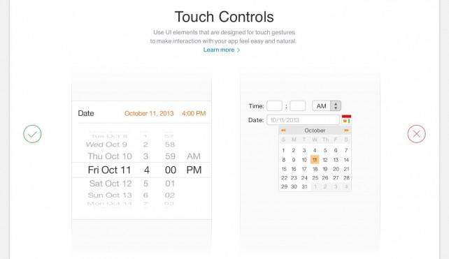 Apple radí vývojářům jak správně tvořit aplikace s iOS 7 designem