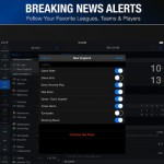 theScore Mobile for iPad 4
