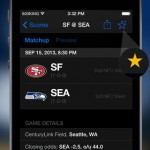 theScore Mobile for iPhone 2