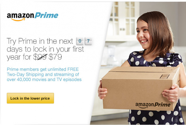 For The First Time, Amazon Raises The Price On Prime Membership