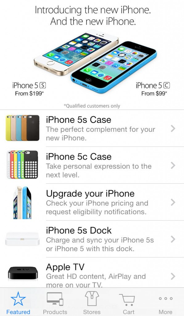 Apple Updates Apple Store Apps For iPhone And iPad With Improvements