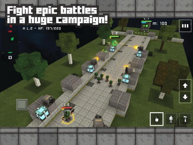 Block Fortress: War Gains Loads Of Improvements Through First Ever Update