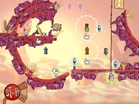 Satisfy Your Appetite For Puzzle-Platformer Gaming On iOS With Eets Munchies