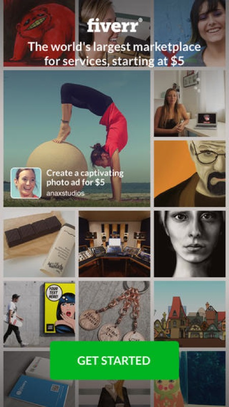 Fiverr Updated To Finally Add Sync, An All-New Collections Page And More
