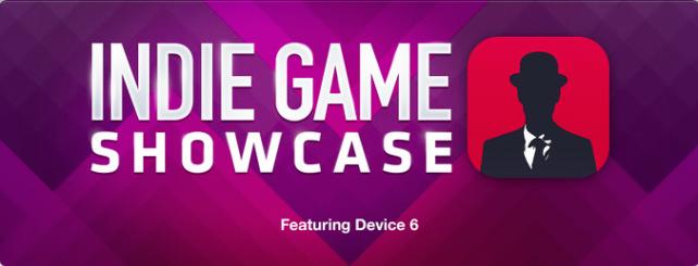 Indie Game Showcase - Nová sekce v App Store