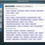 MealPlan for iPad 3