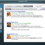 MealPlan for iPad 4