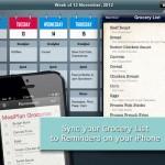 MealPlan for iPad 5