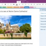 Microsoft OneNote for iPad 1