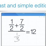 MyScript Calculator for iPad 2