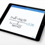MyScript Calculator for iPad 5