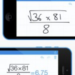 MyScript Calculator for iPhone 1