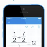 MyScript Calculator for iPhone 2