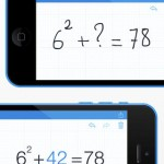 MyScript Calculator for iPhone 3