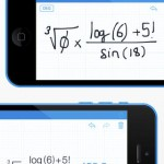 MyScript Calculator for iPhone 4