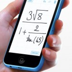 MyScript Calculator for iPhone 5