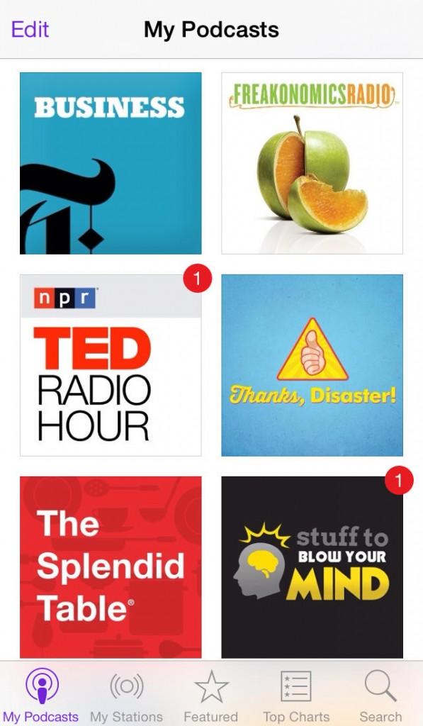 Apple Updates Podcasts, GarageBand, Logic Remote And Apple Configurator