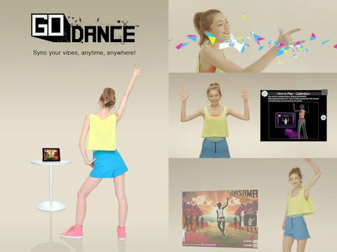 Sega Go Dance Goes Free As Apple's App Of The Week In The A...