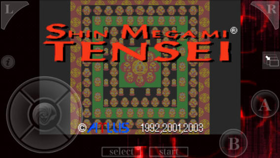 English-Language iOS Port Of Original Shin Megami Tensei Is Out Now In The App Store