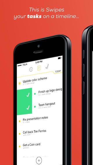 Mailbox-Like To-Do App Swipes Gains Location-Based Reminders, New Light Theme