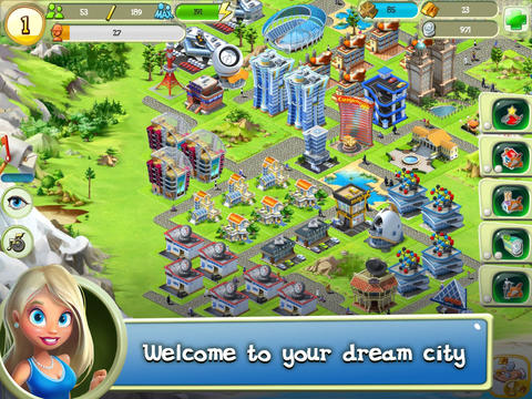 turn a tiny city into the city of your dreams in chillingos newest ios release
