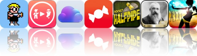 Todays Apps Gone Free: Mutant Mudds, SnapDifferent, Cloudier And More