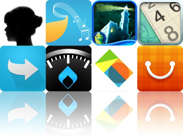 Todays Apps Gone Free: Diana Photo, Musical Paint, Sea Legends And More