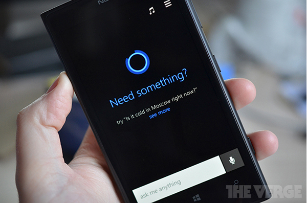 Get Ready Master Chief: Microsofts Siri-Like Cortana Will Be Unveiled Soon