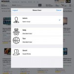 iCab Mobie for iPad 3