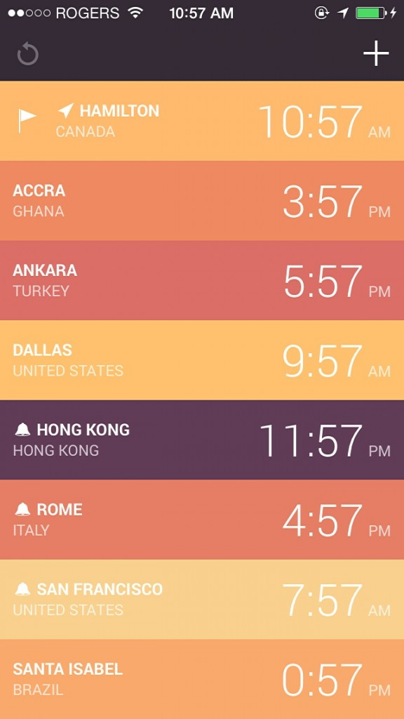 Globo Is The Perfect Solution To Your Time Zone Woes