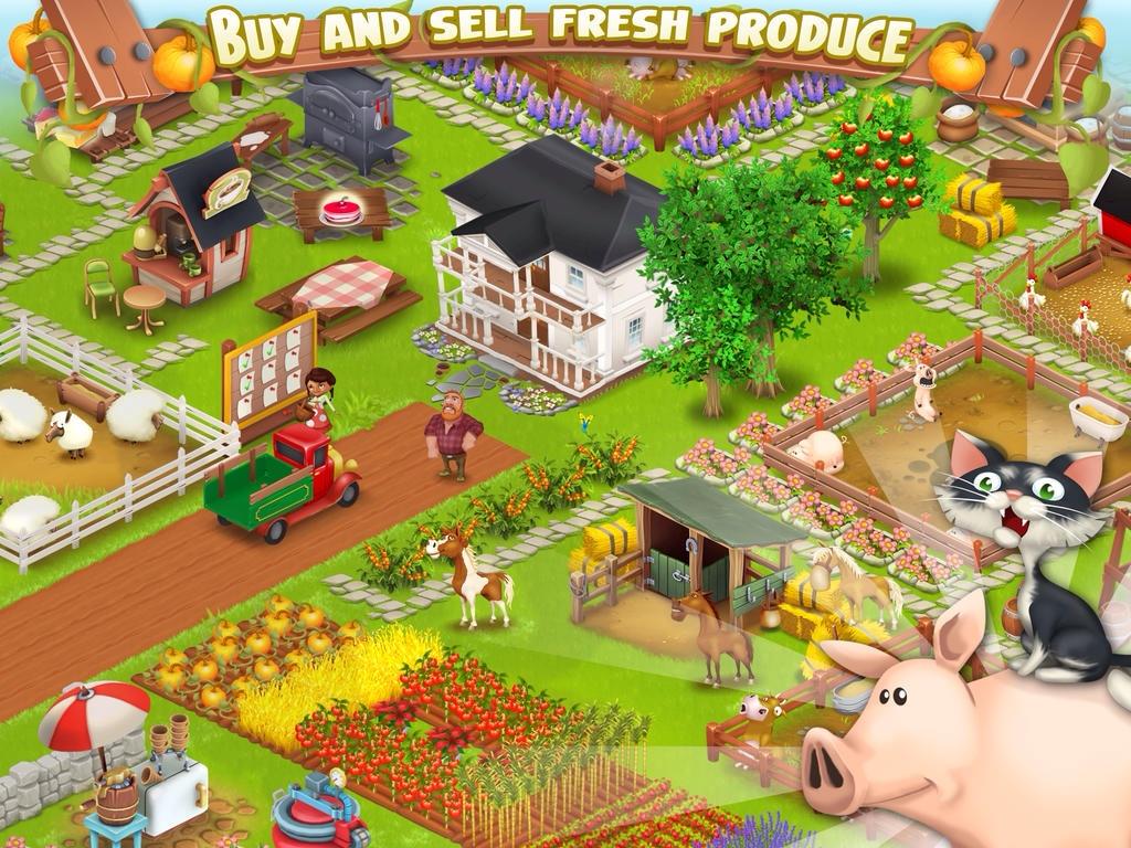 hay day neighborhood invite