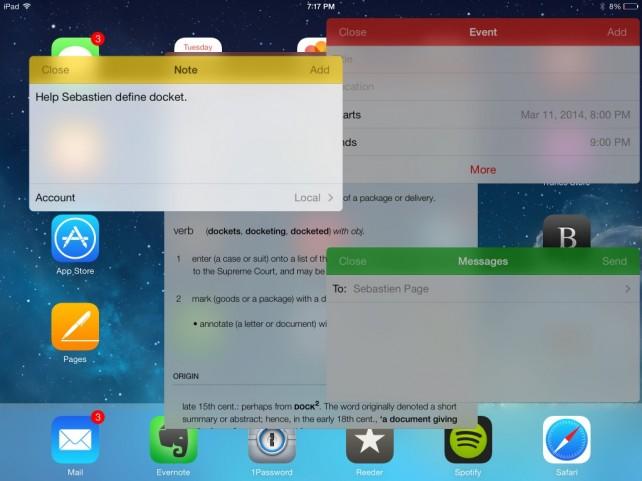 Cydia Tweak: ProWidgets Promises To Take iOS Multitasking To The Next Level