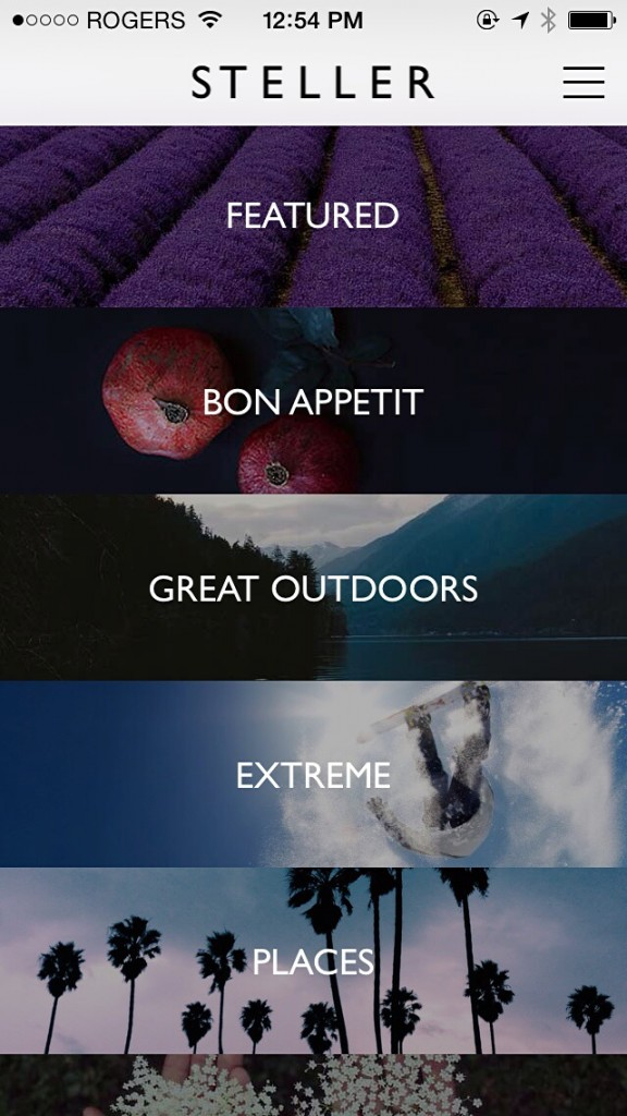 Visual Stories Are Best Shared And Experienced With Steller