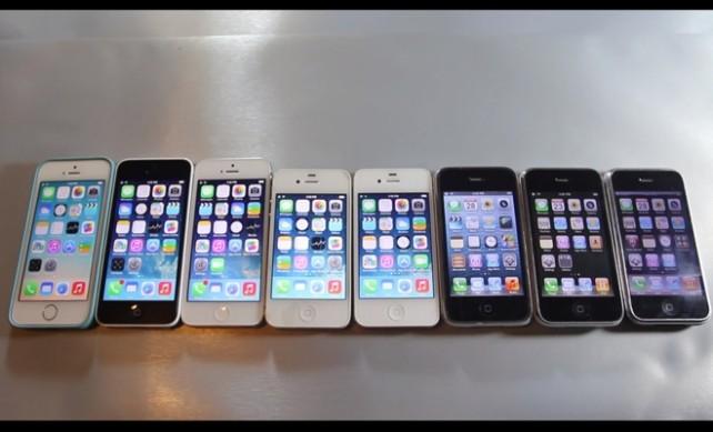 Apple prodal 500.000.000 iPhonů za méně než 7 let! (Video)