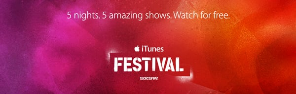 Vevo Partners With Apple To Live Stream iTunes Festival