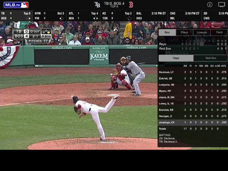 Play Ball: MLB.com At Bat Receives An Opening Day Update