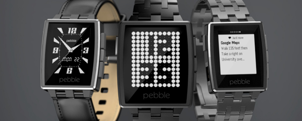 Pebble Sold 400,000 Smart Watches In 2013