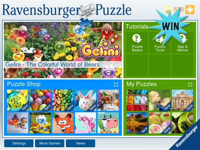 Win A Copy Of Ravensburger Puzzle And Make The Pieces Fit