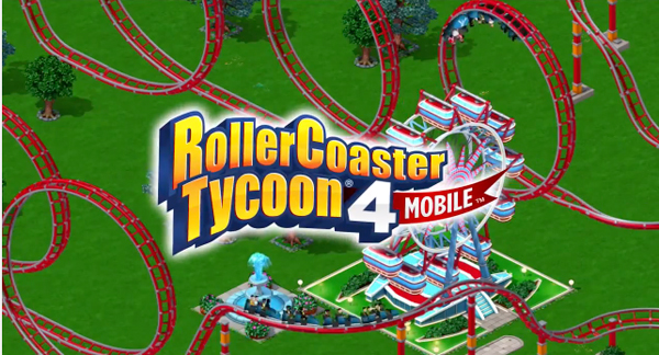 RollerCoaster Tycoon 4 Mobile Will Be Arriving On The App Store Soon