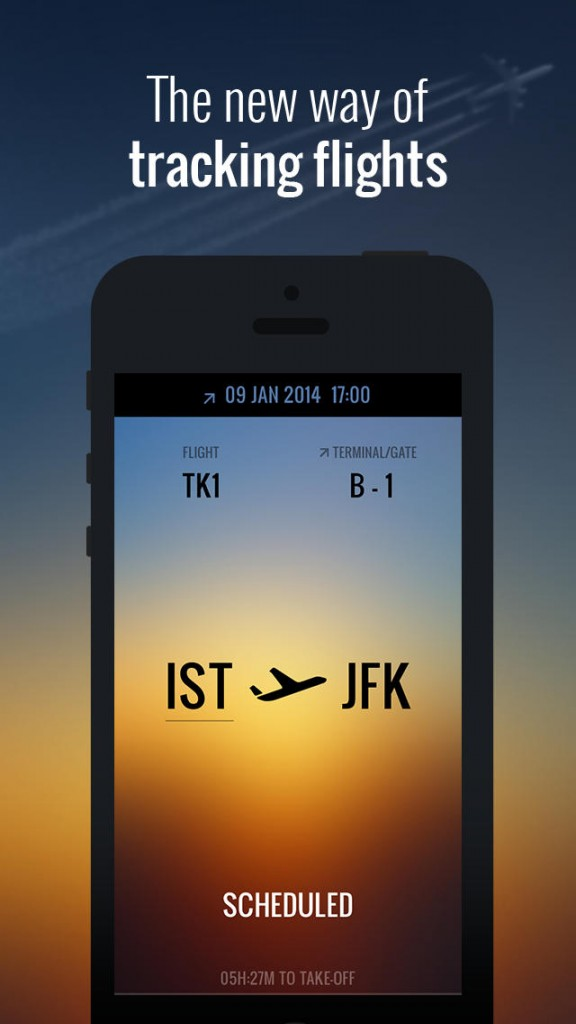 Keep Track Of Your Flights In A Beautiful Way With Flight – Live Status & Weather
