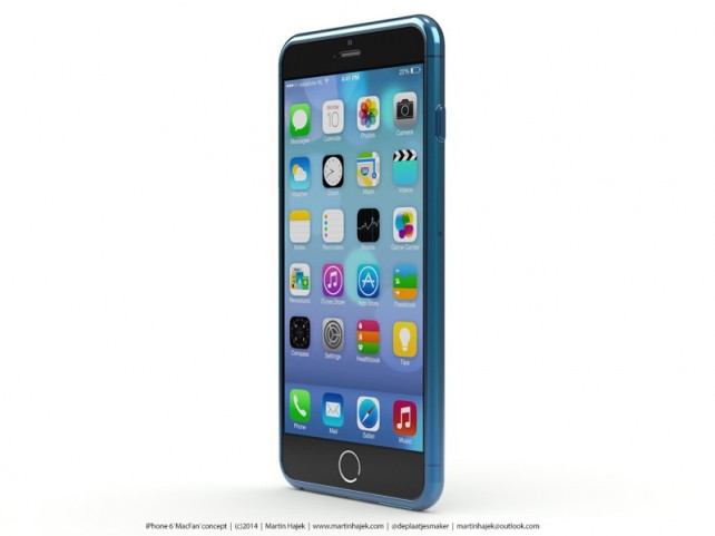 Impressive iPhone 6 Concept Based On Recent News Hits The Web