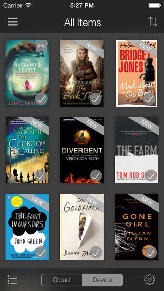 Amazon Updates Its Kindle iOS App To Add Table Of Contents, X-Ray Smart Look-Up