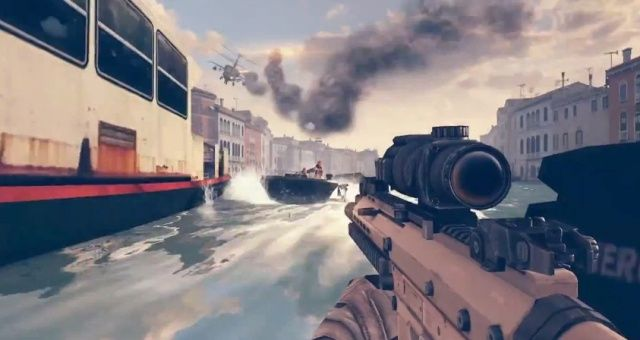 Gameloft Shares New Details On Modern Combat 5