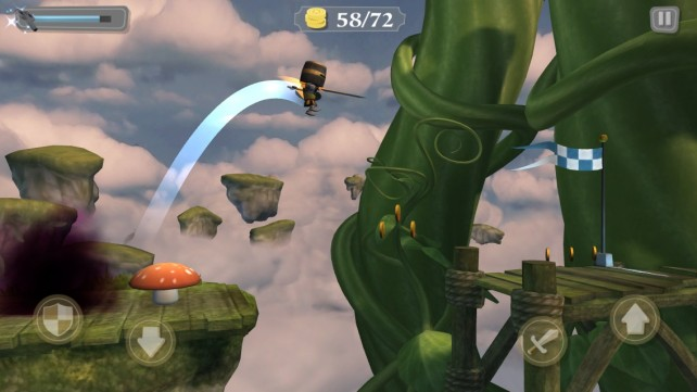 Master A Lifeless Automaton In The Challenging Platformer Wind-up Knight 2