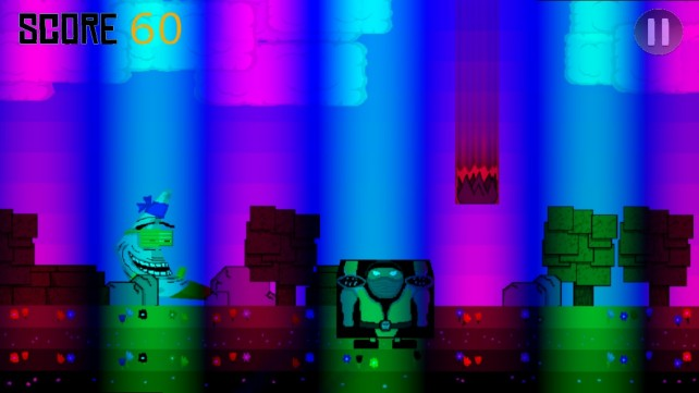 Get Smashing With Blocky Pop Culture Icons In The Quirky Arcade Game SkyFehl