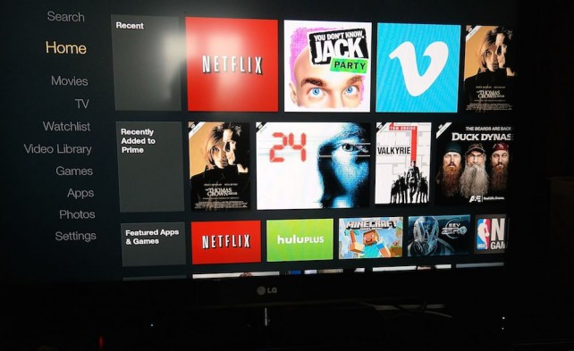 Amazon Fire TV Apps Are Coming For iOS