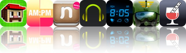 Todays Apps Gone Free: Pixel Hunter, Coloring Clock, Noted And More